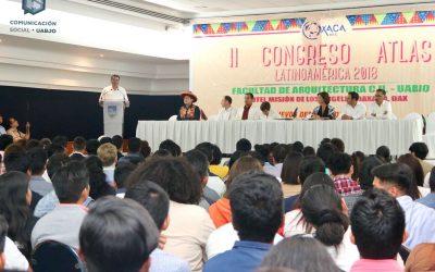 Centro Ceres aborda el paisaje cultural arriero del Alto Valle de Aconcagua en II Congreso ATLAS Latinoamérica 2018