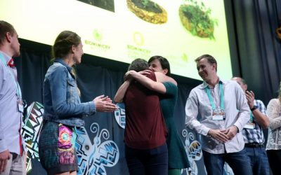 Centro Ceres adjudica primer lugar en concurso internacional de sistemas agroalimentarios