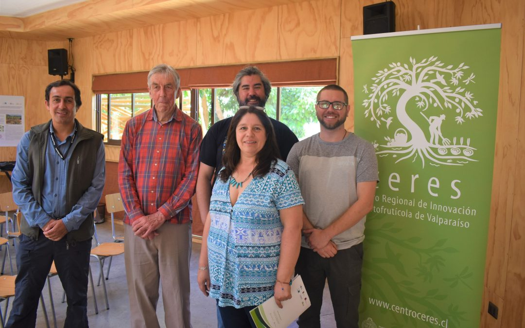 Destacado científico neozelandés participa en seminario internacional sobre control biológico