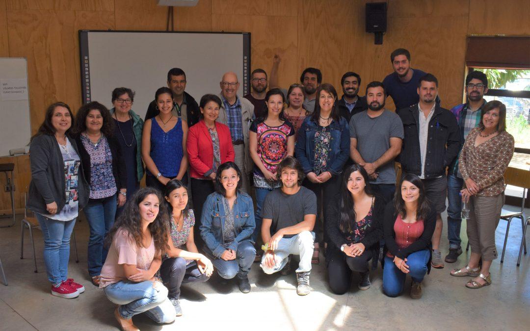Dr. Marco Nutti dicta curso de verano sobre agricultura regenerativa en centro Ceres