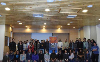 """Workshop internacional """"Chile en llamas 2017"""": Investigadores de Centro Ceres proponen la observación de los patrones de la naturaleza para restaurar suelos afectados por incendios"""