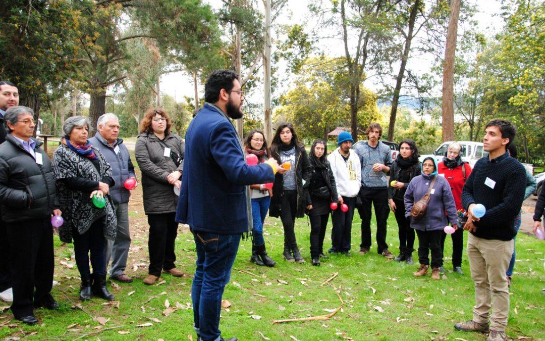 La red de actores de la Reserva de la Biosfera La Campana- Peñuelas priorizó 8 temáticas de interés para definir perfiles de proyectos colaborativos entre sus miembros.