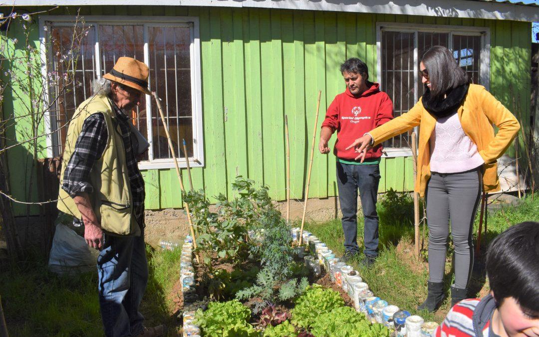 Centro Ceres aborda agricultura sostenible y ordenamiento territorial en Escuela Medio Ambiental