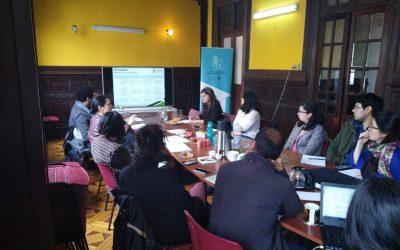 Estudio de valoración de áreas rurales entrega primeros resultados a Municipalidad de Valparaíso