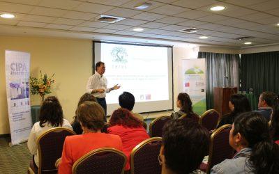 Director del Centro Ceres participa en seminario de cierre del proyecto sobre oportunidades tecnológicas en el sector hortofrutícola en el Valle del Itata, organizado por el Centro Regional CIPA en la región del Bio Bio.