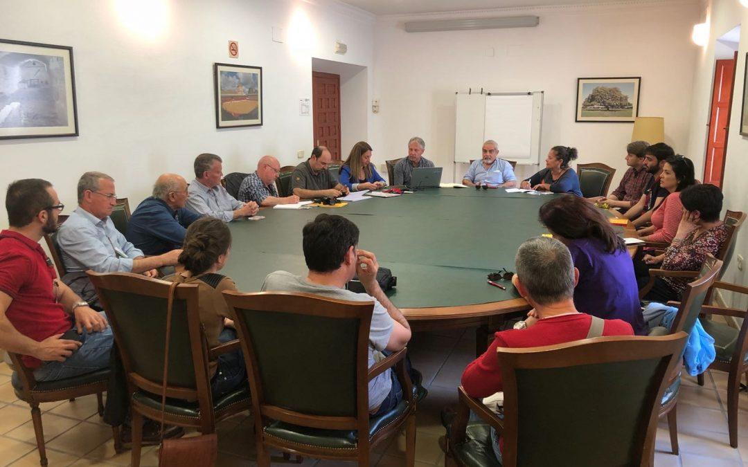 Se constituye Sociedad Iberoamericana de Biogeografía con participación de centro Ceres