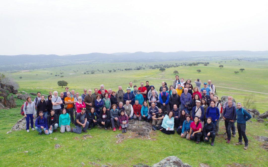Centro Ceres aborda ordenamiento territorial, clima y vegetación en X Congreso Español de Biogeografía