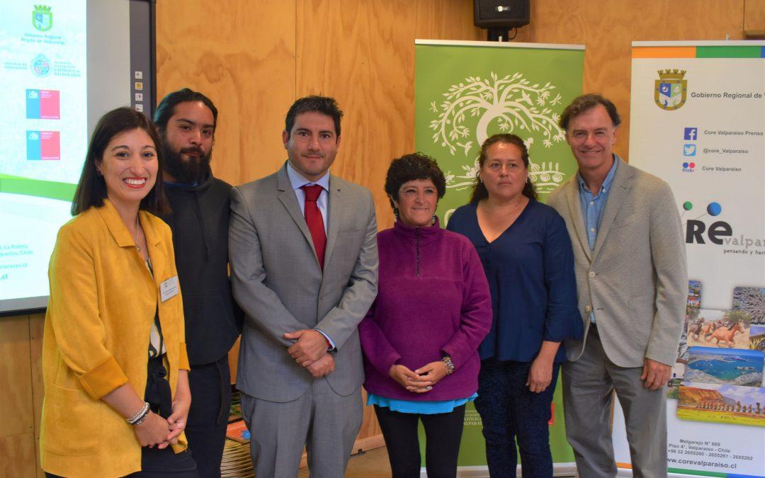 Quillota, Cabildo y Calle Larga se suman a Red de Núcleos de Aprendizaje Participativo en proyecto FIC-R 2017