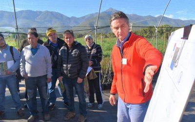 Centro Ceres reúne a innovadores tempranos de Catemu, La Ligua y Algarrobo en Jornada de Motivación