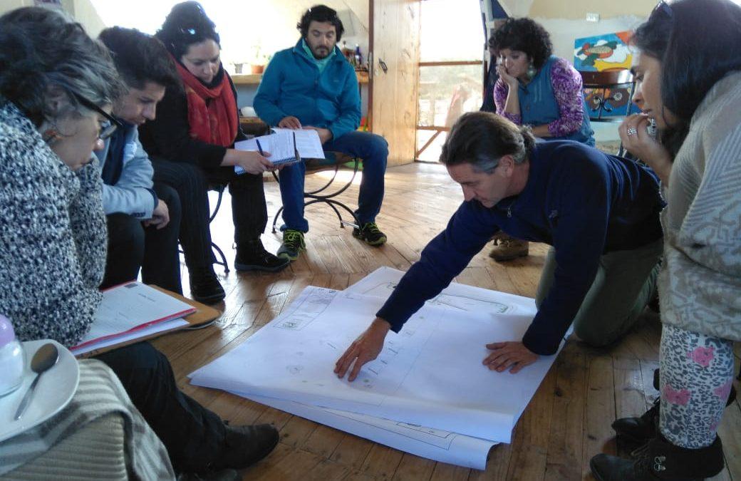 Centro Ceres realiza reconocimiento de Núcleos de Aprendizaje Participativos de la V región