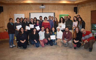 Seminario sobre educación y naturaleza aborda conexión de los sentimientos con el entorno