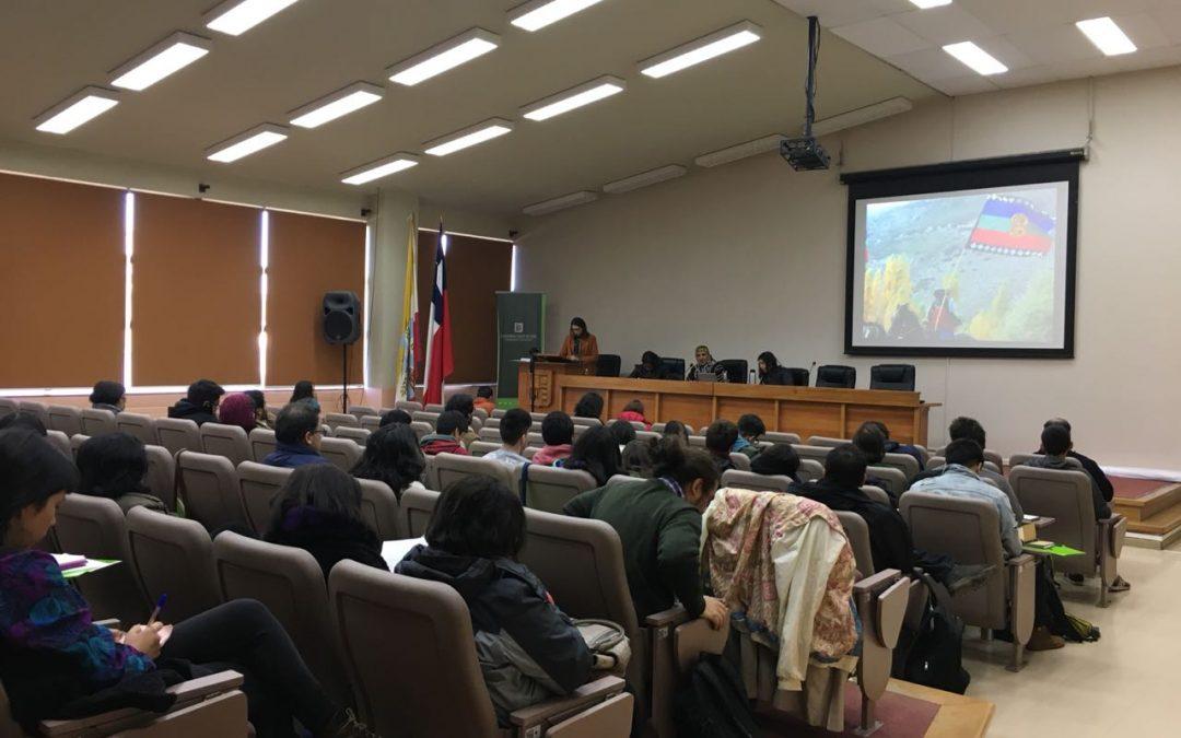 Seminario de cierre de proyecto Fondecyt aborda construcción del conocimiento del mundo rural en Valdivia