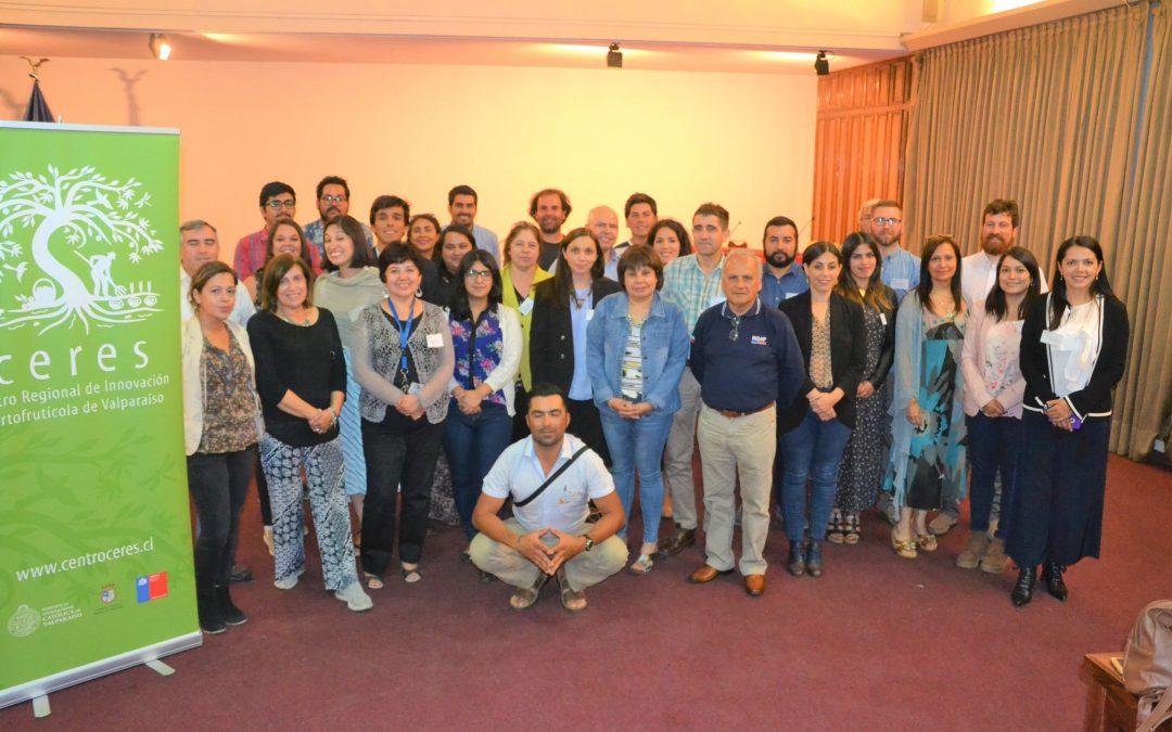 Seminario – Taller sobre Ordenamiento Territorial reúne a diversos actores en Intendencia Regional de Valparaíso