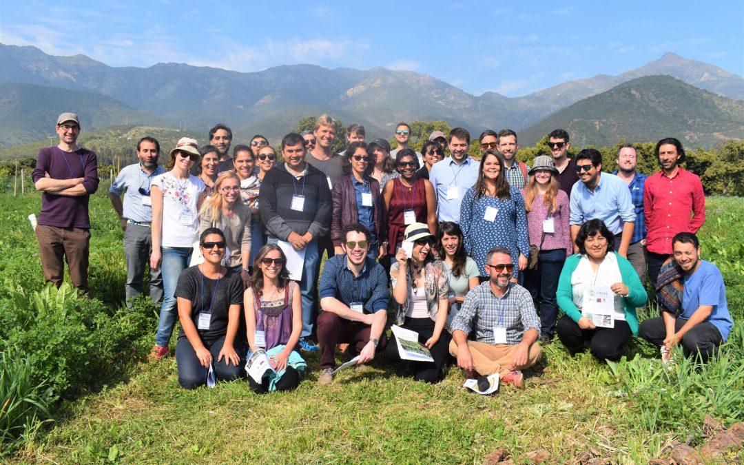 Taller internacional sobre conservación de la biodiversidad reunió a investigadores internacionales en centro Ceres