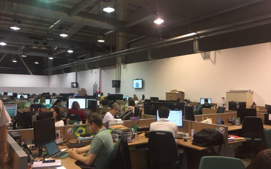 Centro Ceres participa en taller internacional sobre ordenamiento de espacios urbanos resilientes