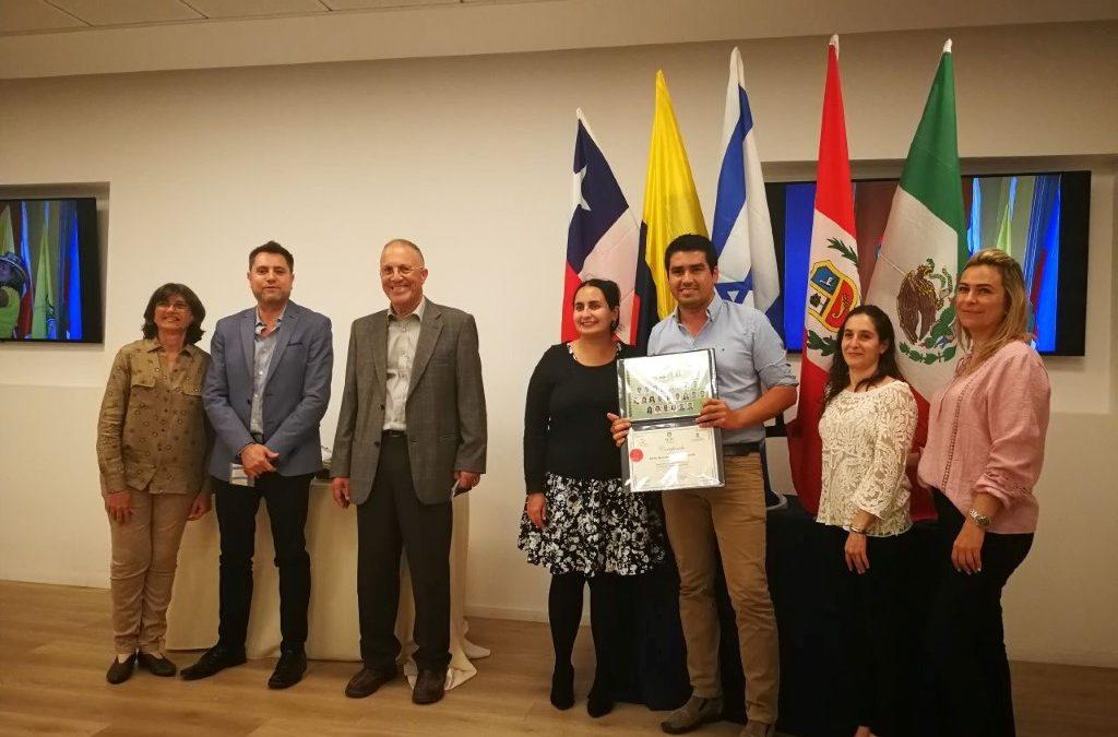 Embajada de Israel beca a Investigador de Ceres para participar en curso internacional sobre el desarrollo agropecuario en regiones áridas y semiáridas.