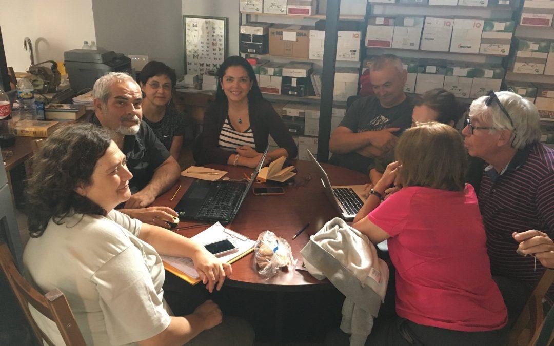 Directora del programa Paisaje, Territorio y Desarrollo Rural participa en jornadas de biogeografía de abandono rural en el sur de España