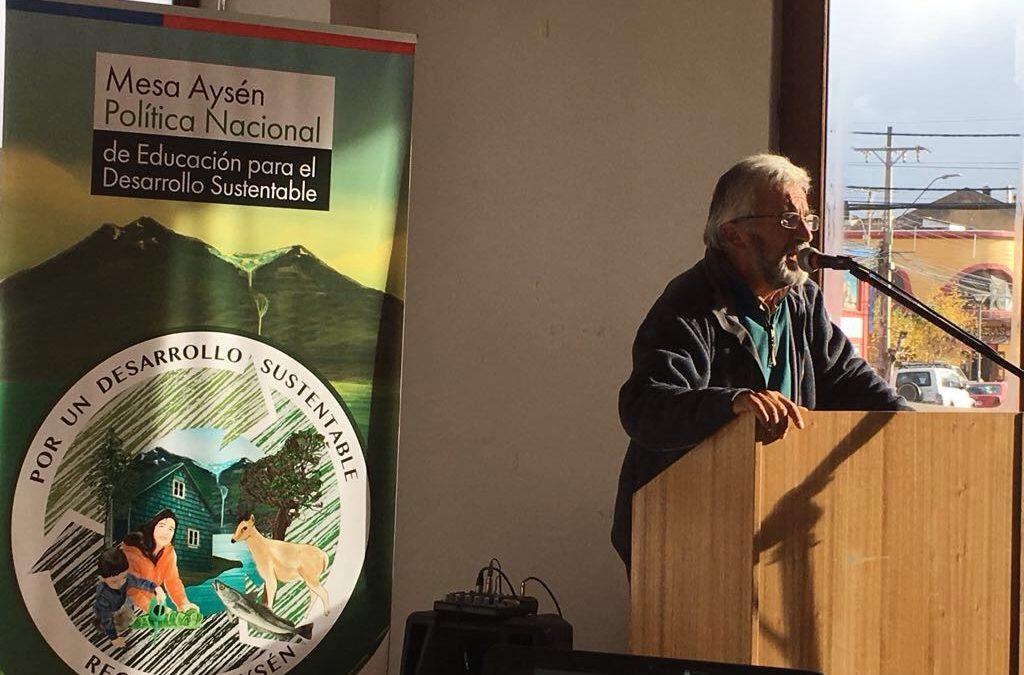 Gestión ambiental y turismo sustentable como estrategia de desarrollo local: Investigador de Ceres participa en seminario en la región de Aysén