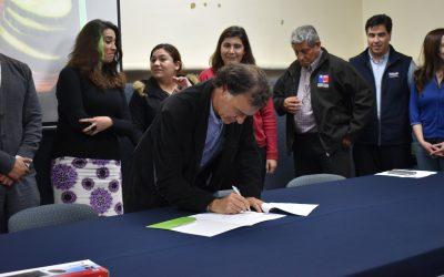 Centro Ceres coopera en iniciativa del Ministerio de Agricultura para conformar una comisión hortícola Regional