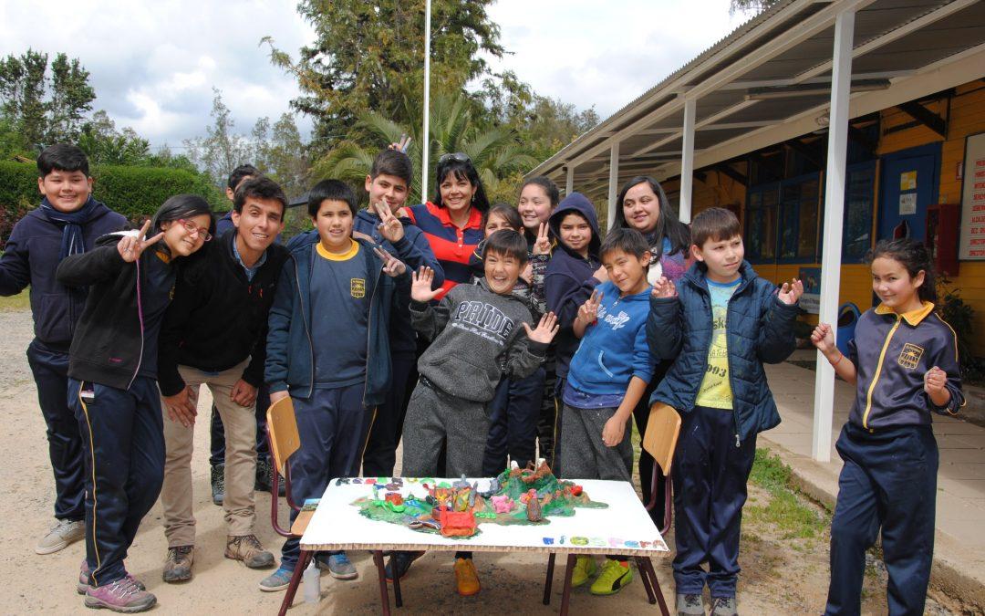 Talleres locales participativos para fortalecer el capital social entre actores vinculados a la reserva de la biósfera La Campana-Peñuelas.