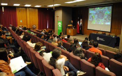 Integrantes de la Red de la Reserva de la biosfera La Campana-Peñuelas se reúnen en seminario de Participación local e infraestructura verde como alternativas para el ordenamiento territorial y el desarrollo sostenible de las Reservas de la Biósfera