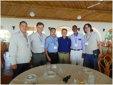 Director del Centro Ceres asiste a congreso de innovación en agricultura en Nicaragua para enfrentar la variabilidad climática