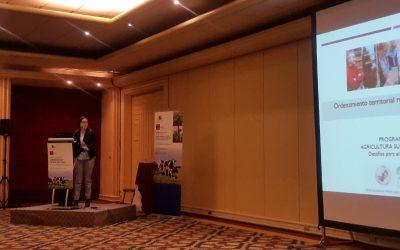 Centro Ceres aborda ordenamiento territorial inteligente en Seminario de Ciencia Aplicada de Valdivia