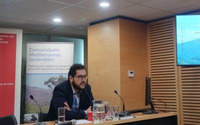Centro Ceres participa en taller sobre paisajes socioecológicos productivos sostenibles