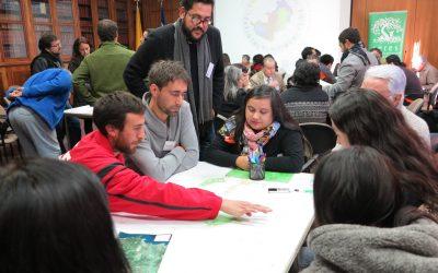 Se realiza el primer encuentro de la red de actores Reserva de la biosfera La campana-Peñuelas