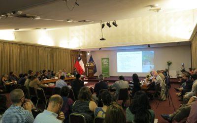 Centro Ceres realiza seminario de reflexión acerca del desarrollo sostenible de la Agricultura y los territorios rurales de la región, junto a consejeros regionales en la Intendencia de Valparaíso