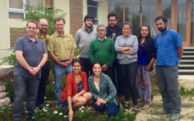 Centro Ceres recibe a investigadores del Centro de Economía Rural de la Universidad de Newcastle, Inglaterra, para trabajar en proyecto de desarrollo rural.