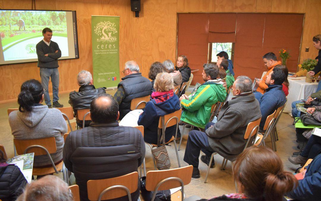 Centro Ceres dará continuidad a proyecto sobre polinización natural del chirimoyo