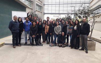 Exitoso Curso de Hongos abordó su rol en la conservación de ecosistemas
