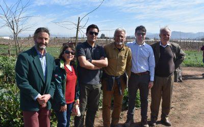 Programa RBS presenta nuevas prácticas de producción de materia orgánica a SIRSD-S
