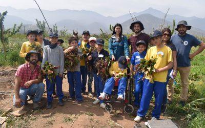 Cientos de niños viven inolvidable Día de Campo en Centro Ceres