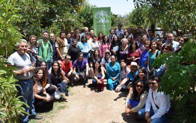 Más de 250 pequeños agricultores son beneficiados con Red de Núcleos de Aprendizaje Participativo de centro Ceres