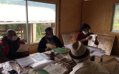 Programa Paisaje, Territorio y Desarrollo Rural da inicio a talleres participativos con comunidades de Roco y Lo Varas