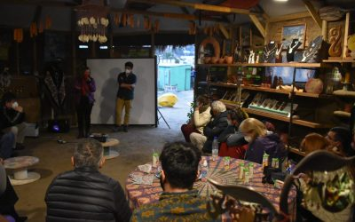"""Voces del Humedal"": un rescate audiovisual a la memoria local del Parque La Isla de Concón"